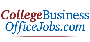 College Business Office Jobs